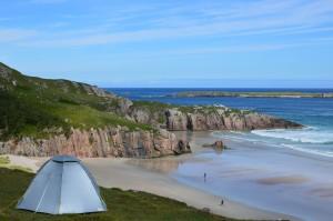 אוהל לים
